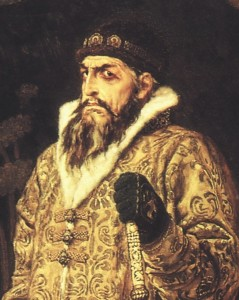 List o' 15 Cruelest Figures of History: Ivan the Terrible