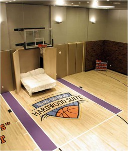 The Palms Hardwood Suite