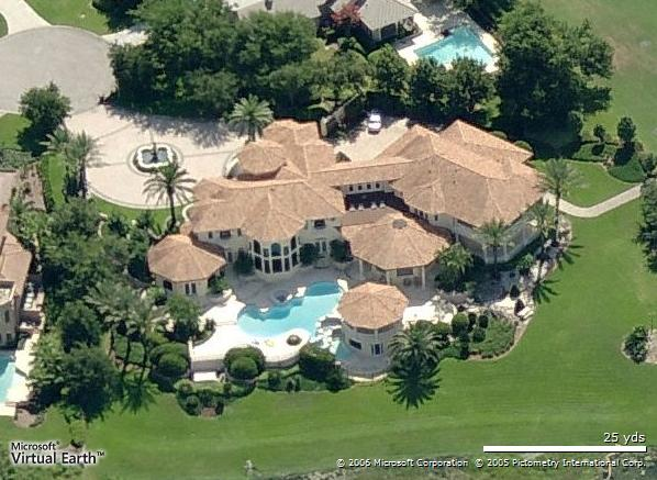 Outstanding Tiger Woods House Jupiter Florida 598 x 437 · 59 kB · jpeg