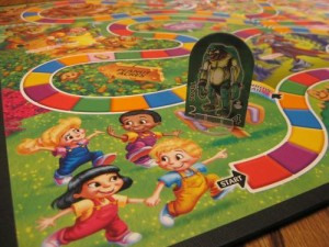 List o' 15 Games Kids Played Before the Internet: board game