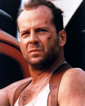 bruce willis die hard party animal
