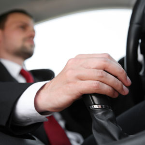 List o' 10 Tips to Get the Most Out of Your Daily Commute - Isometric driving exercises