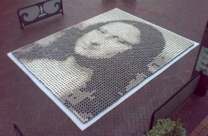 The Art of Illusion - mona lisa