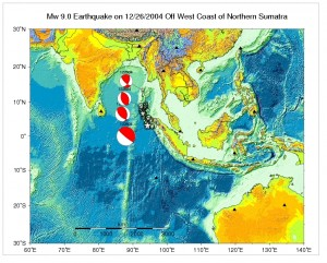 List o' Top 10 (Ten) Biggest Earthquakes of Modern Times - north sumatra