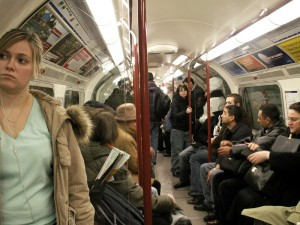 List o' 10 Tips to Get the Most Out of Your Daily Commute - People watching people