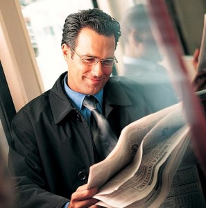 List o' 10 Tips to Get the Most Out of Your Daily Commute - Read the paper