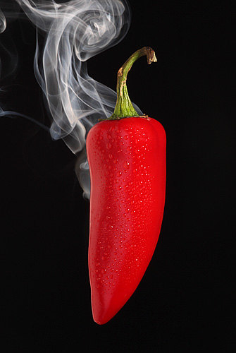 smokin hot pepper