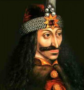 List o' 15 Cruelest Figures of History: Prince Dracula - vlad the impaler