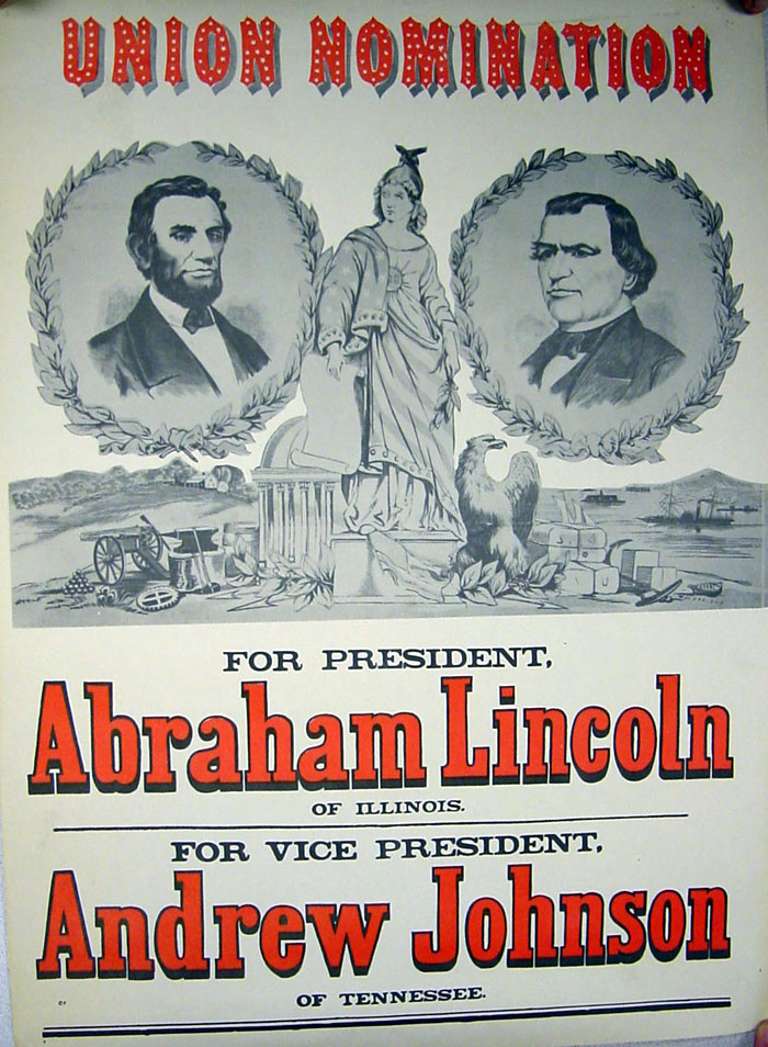 compare and contrast abraham lincoln and andrew johnson Instructions 1 read the reader's theater independently: compare and contrast abraham lincoln and andrew johnson's aims and goals for reconstruction write down these similarities and differences in your journals.