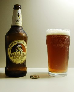 List o' 10 Unusual Flavours of Beer - Banana Bread Beer