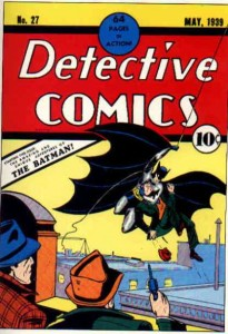List o' 13 Most Valuable Comic Books - Detective Comics #27