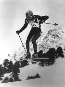 List o' 10 Great Winter Olympics Moments  - Jean Claude Killy 1968 Grenoble