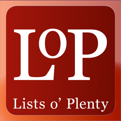 LOP - Lists o Plenty - iPhone App