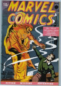 List o' 13 Most Valuable Comic Books - Marvel Comics #1