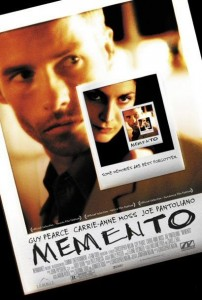 List o' 10 Famous Photos Using the Droste Effect - Momento movie poster
