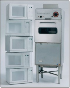 List o 20 Accidental Discoveries - Raytheon Radarange - worlds first microwave oven