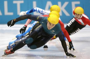 List o' 10 Great Winter Olympics Moments  - Steven Bradbury-1