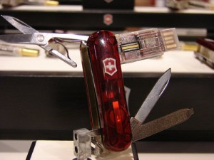 List o' Swiss Army Knives You Haven't Seen in Stores