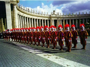 List o' 10 Interesting Geography Factoids - Swiss Guard