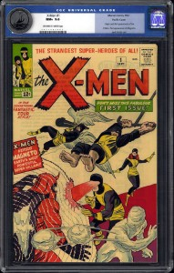 List o' 13 Most Valuable Comic Books - X-Men #1