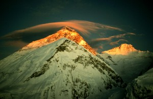 List o' 10 Interesting Geography Factoids - Mt Everest