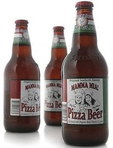 List o' 10 Unusual Flavours of Beer - Pizza beer