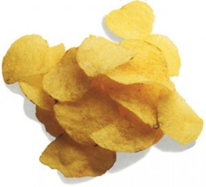 List o 20 Accidental Discoveries - potato chips