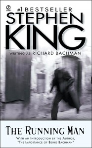 List o' 10 Books with Dystopian Themes - The Running Man