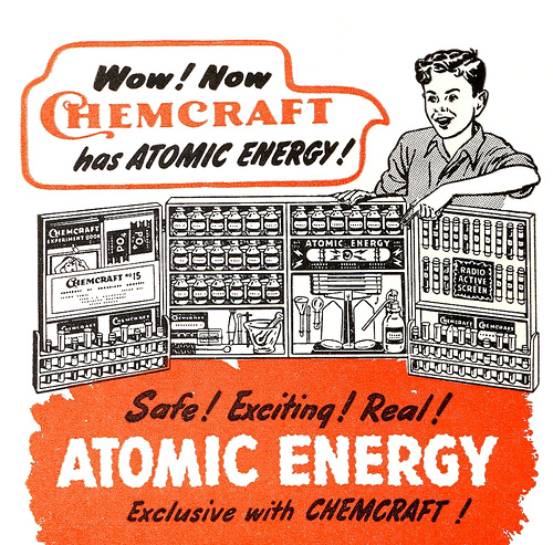 Atomic energy for the masses