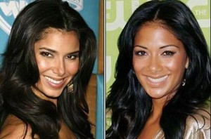 Roselyn Sanchez and Nicole Scherzinger