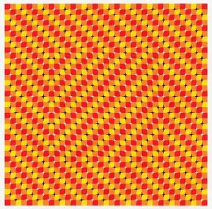 List of Optical Illusions - Square in a square