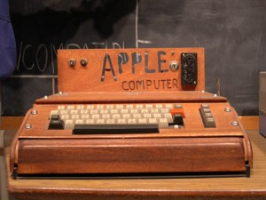 First apple computer - Apple I
