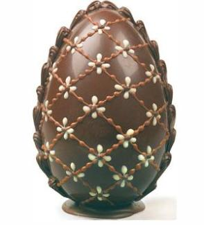 The Artisan Hand Crafted Easter Egg