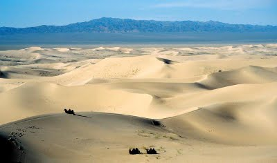 Uiger Civilization of the Gobi desert