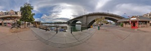 London Bridge in Lake Havasu City Arizona