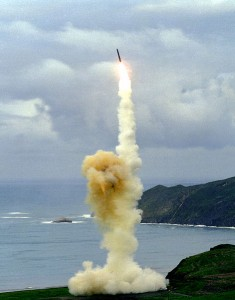 Minuteman 3 launch