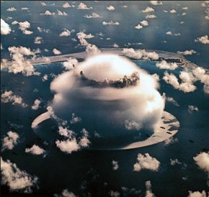 Operation Crossroads-Shot Baker