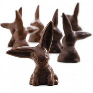 Easter-bunnies-chocolate