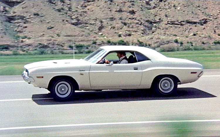 1970 Dodge Challenger - Vanishing Point