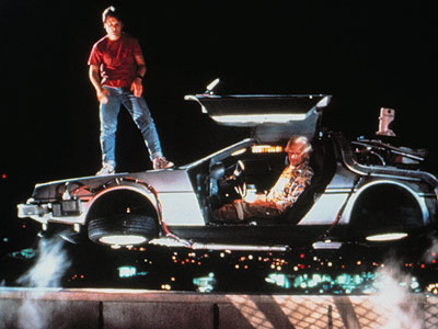 back-to-the-future delorean
