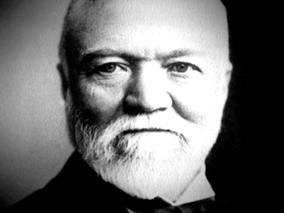 List of Top Ten Wealthiest People in History - Andrew Carnegie