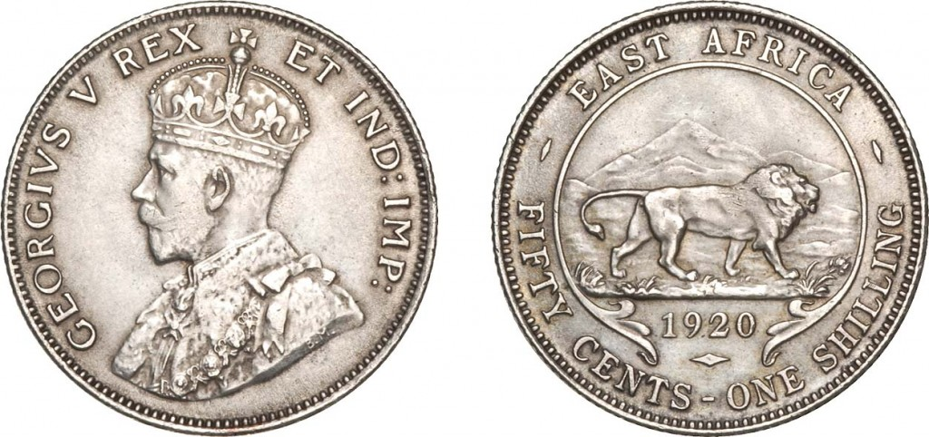 East African florin