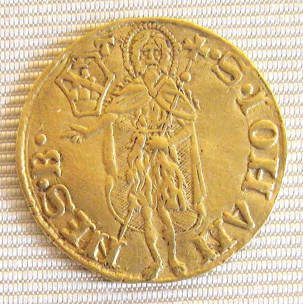 Florin (Italian coin): minted in Florence in 1252