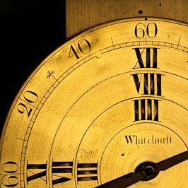 List of Top Ten Inventions by Ben Franklin - three wheel clock