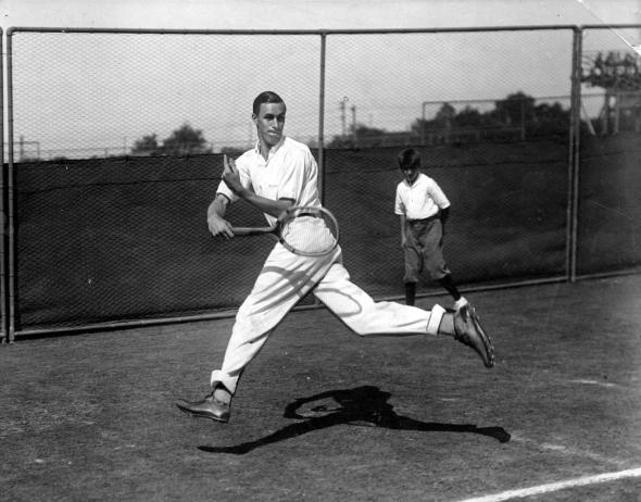 Bill-Tilden - US Open Tennis champ 1918-1925