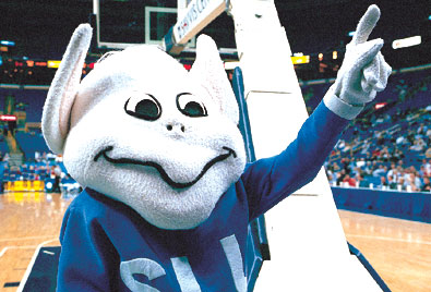Top Ten List - Strange College Mascots - Billiken