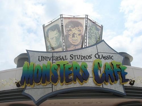 Universal Studios haunted house lawsuit