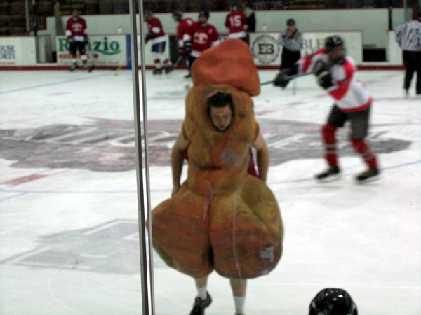 Top Ten List - Strange College Mascots - Scrotie