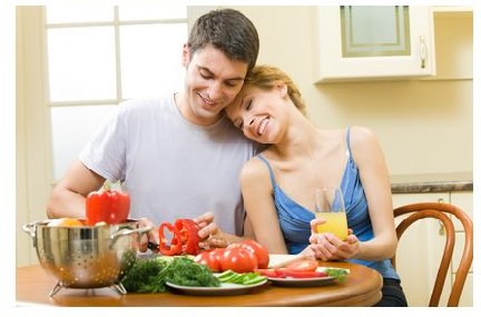 List of Top Ten Myths About Vegetables - fertility and vegetables