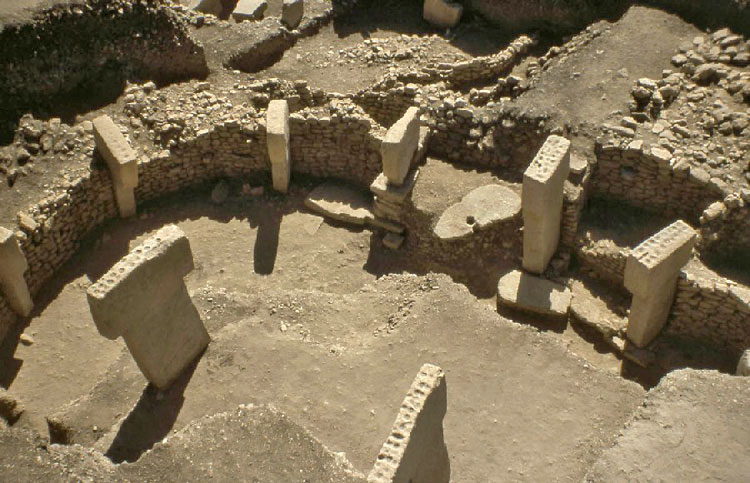 List of Top Ten Mysterious Archeological Discoveries - gobekli_tepe